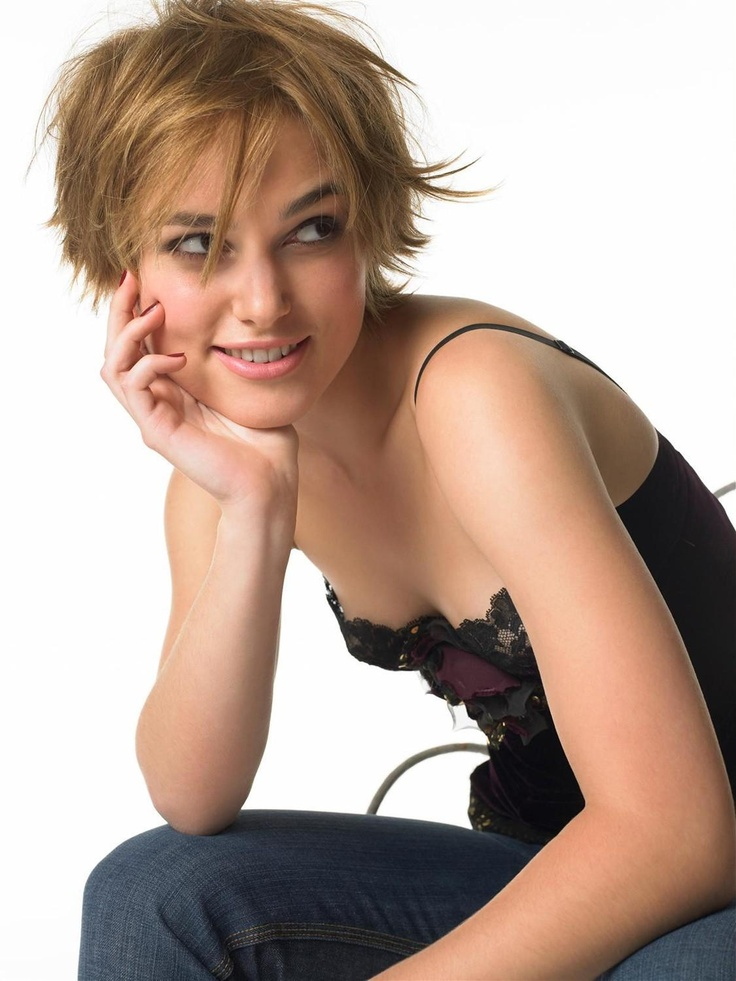 28 Keira Knightley S Most Beautiful Hairstyles Pretty