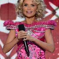 Kristin Chenoweth's Short Curly Hairstyle: Funny