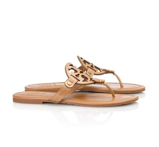 Leather Miller Sandal