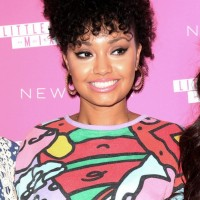 Leigh-Anne Pinnock's Short Curly Hairstyle: Cute and Chic
