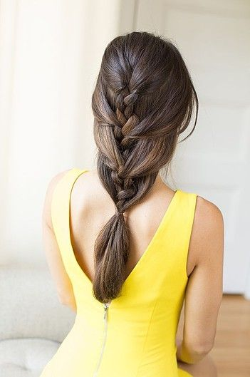 Beautiful Hairstyles Design : Beautiful easy braided hairstyles pretty designs