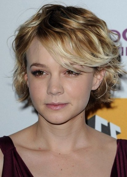 18 Easy and Flattering Shaggy Mid-length Hairstyles for Women ...