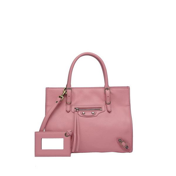 Mini pink tote