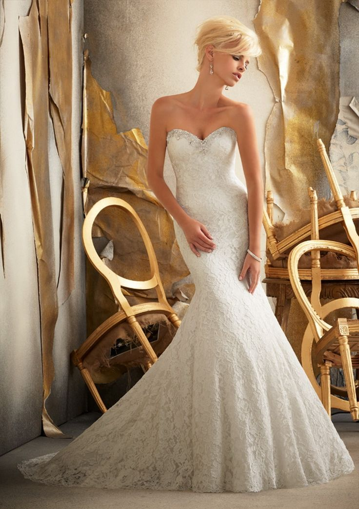 14 Amazing and Breath-taking Wedding Dresses for 2014 ...