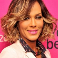 Nicole Ari Parker's Short Curly Hairstyle: Stylish