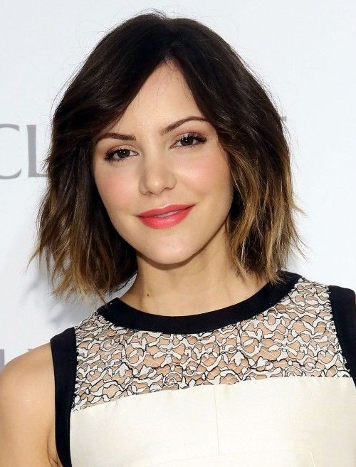 Katharine McPhee with Short Hair