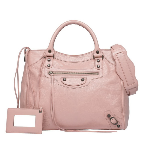 Pink cute tote