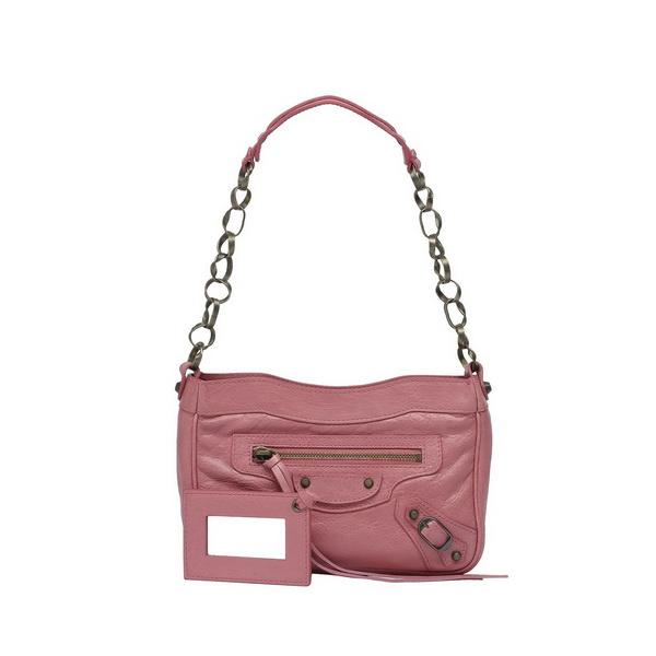 Pink mini shoulderbag