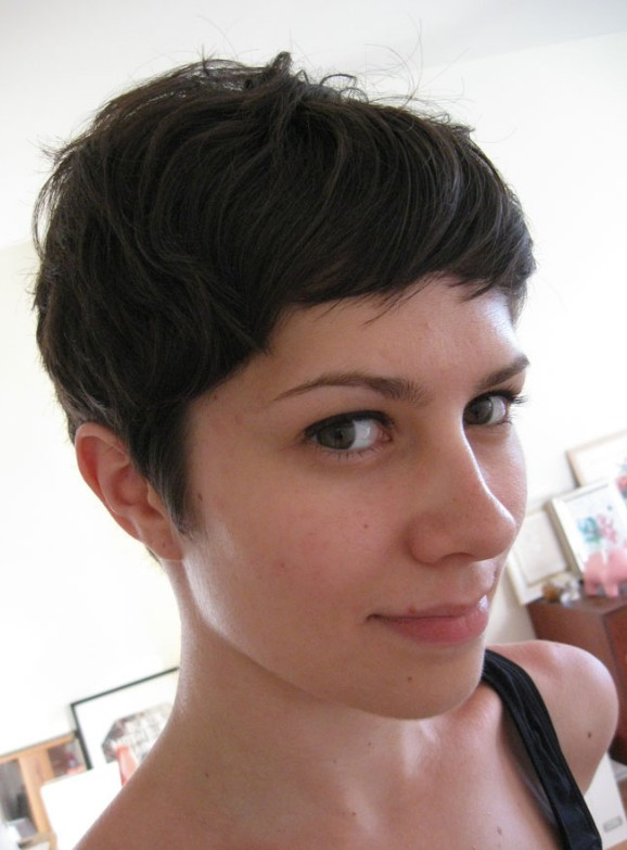Pixie Cut for 2014