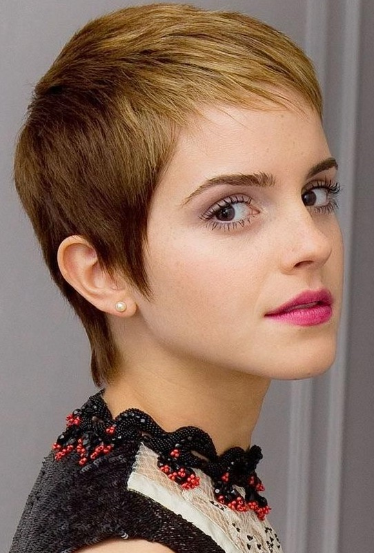 Really Short Haircuts for women - Celebrity Hair Style