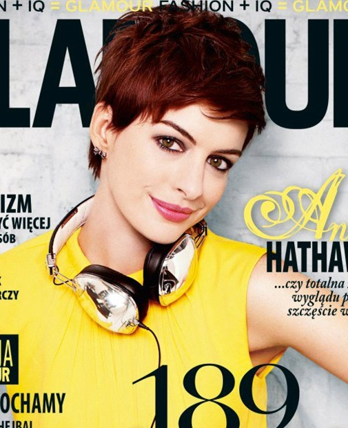 Redhead for 2014: Super Cute Short Pixie Cut for Women