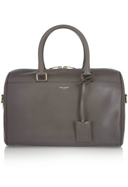 Saint Laurent Classic Duffel 6 Leather Bag, $1,990