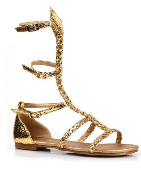 Sandal Flats-Golden
