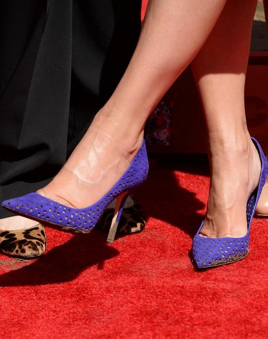 Sandra Bullock's Pumps
