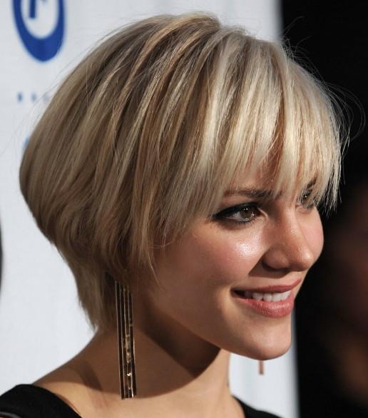Sexy Short Haircut for 2014