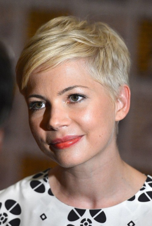 Short Haircut for Women - pixie cut