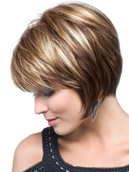 Short Hairstyles for Women - Pretty Designs