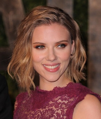 Short Layered Wavy Hair 2014 - Fashionable Hairstyles