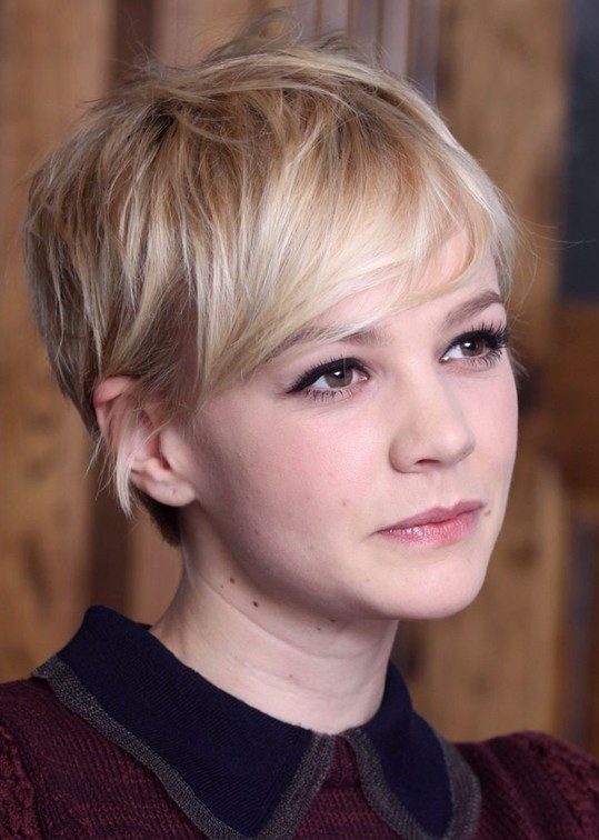 Pixie Haircut Styles For Thin Hair Glamorous Short Pixie Cut For Thin Hair Cute Short Hairstyle For 2014 .
