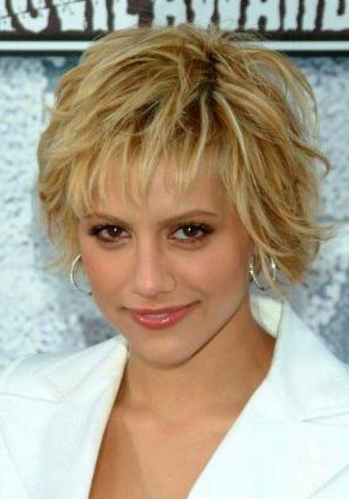 Short Shaggy Hairstyles for Women