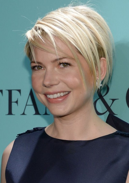 Short Straight Hairstyle with Bangs: Perfect Hairstyle for Thin Hair ...