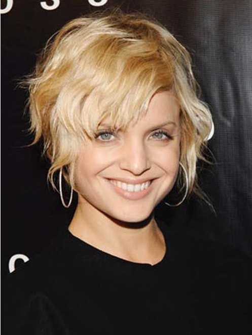 Short Wavy Hairstyles for 2014 - Fashionable Short Hair