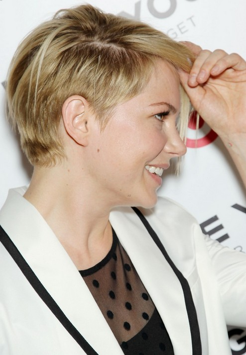 Side View of Short Pixie Cut: Best Short Hairstyle