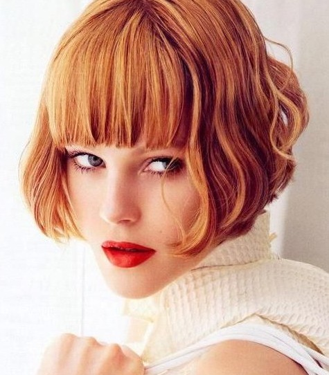 Magnificent Short Bob Haircuts 20 Hottest Bob Hairstyles Of 2014 Pretty Hairstyle Inspiration Daily Dogsangcom