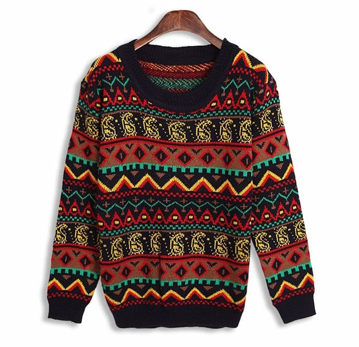 Womens Vintage Sweaters