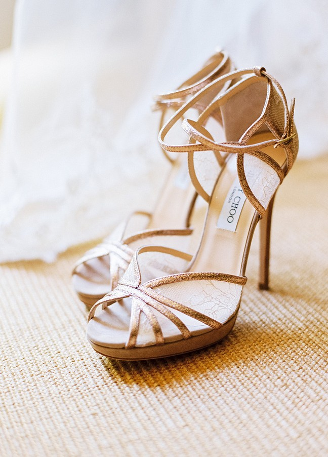 Wedding Sandals With Straps