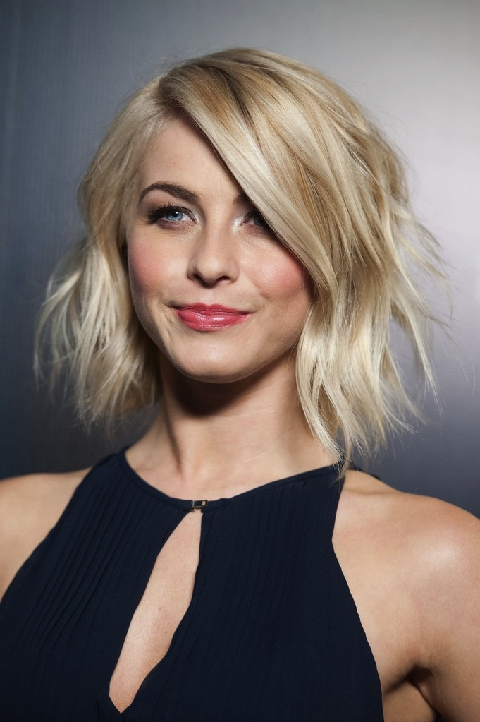 Weekend Hairstyle - The Choppy Bob