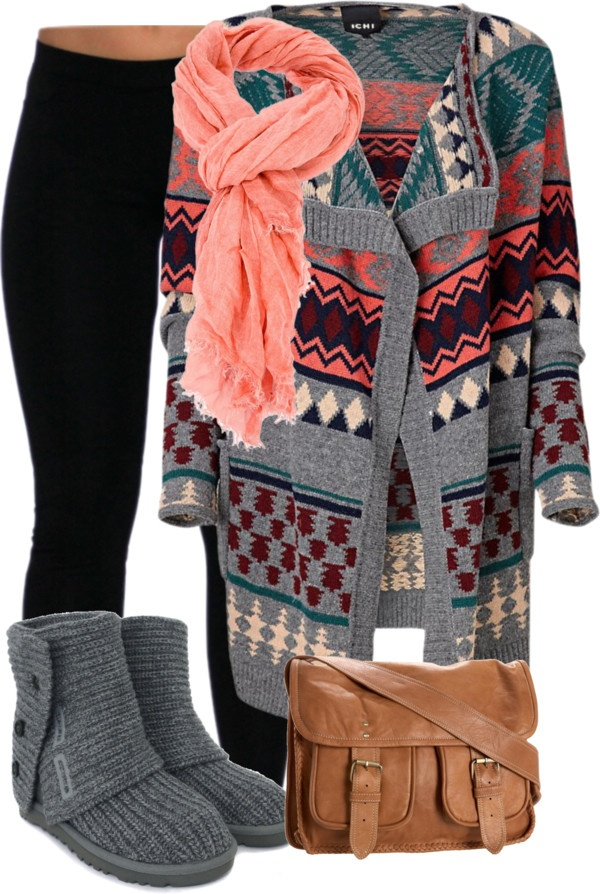 Womens Fall Clothes 2014 Amazing Sweater Outfit