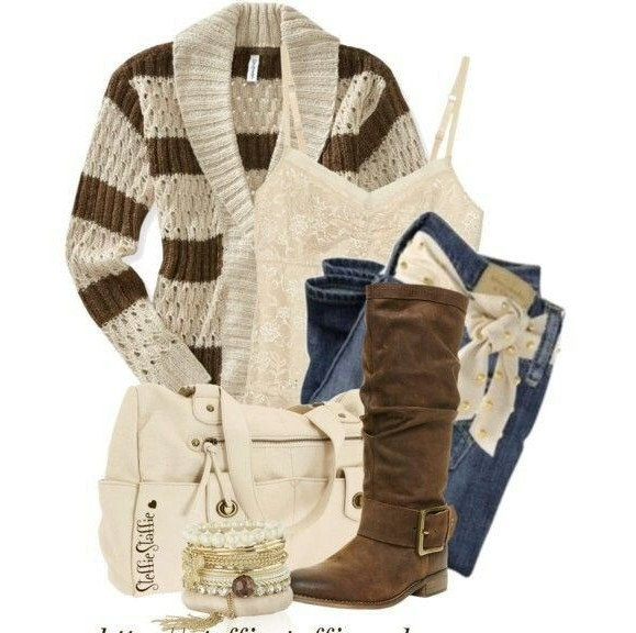 Striped Clothing Style for