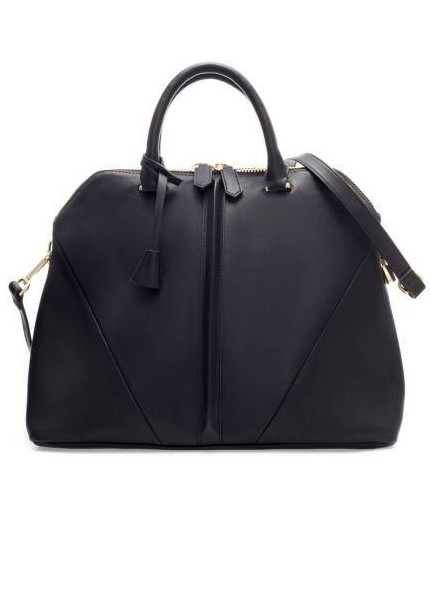 Zara City Bag With Shoulder Strap, $99.90
