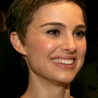 Natalie Portman Short Haircut: Ultra-short Pixie Crop