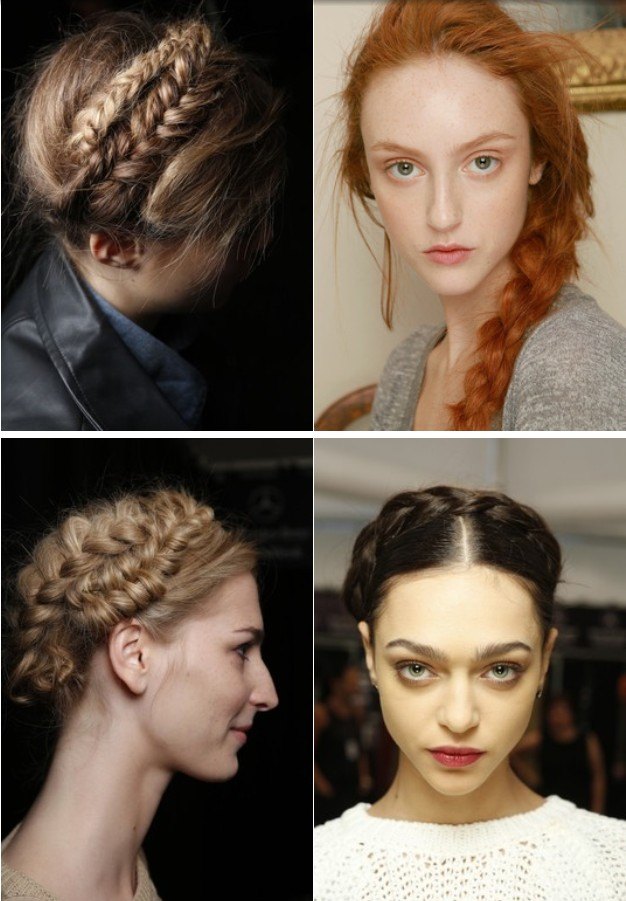 show some hair style hairstyle trend from fashion shows hairstyles for 2014 5916