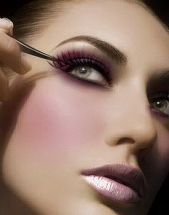 charming gothic makeup idea