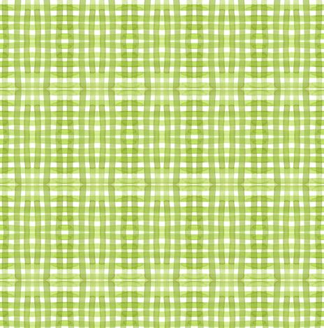 Green Patten Gingham