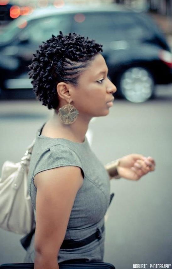Terrific 15 Cool Short Natural Hairstyles For Women Pretty Designs Short Hairstyles Gunalazisus