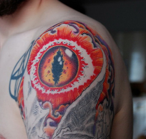 Awsome Eye tattoos - Cool tattoos for men