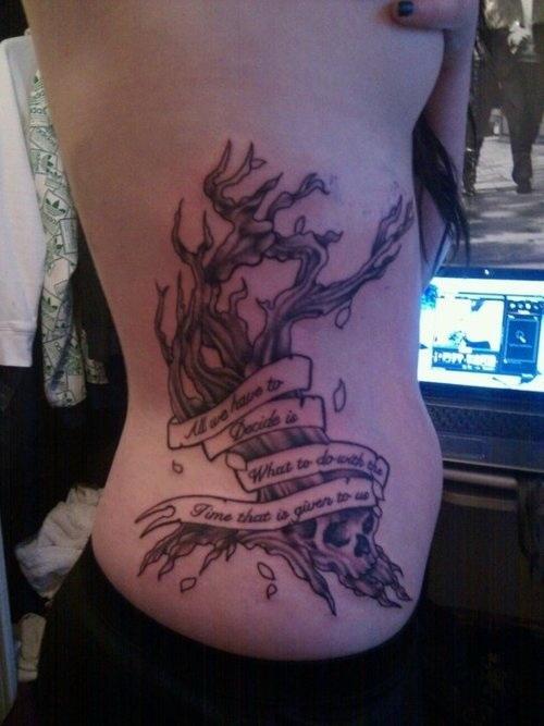 Stylish Body Tattoos