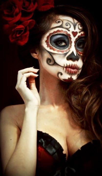 sugar skull | Pretty Designs