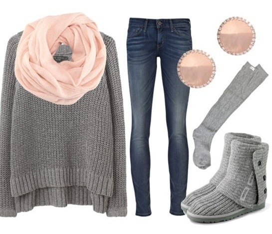Sweater Clothing Style for Fall