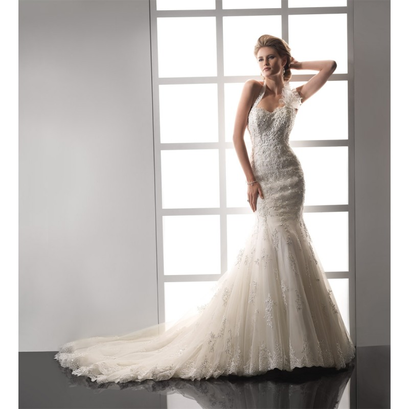 top 15 fascinating mermaid wedding dresses pretty designs