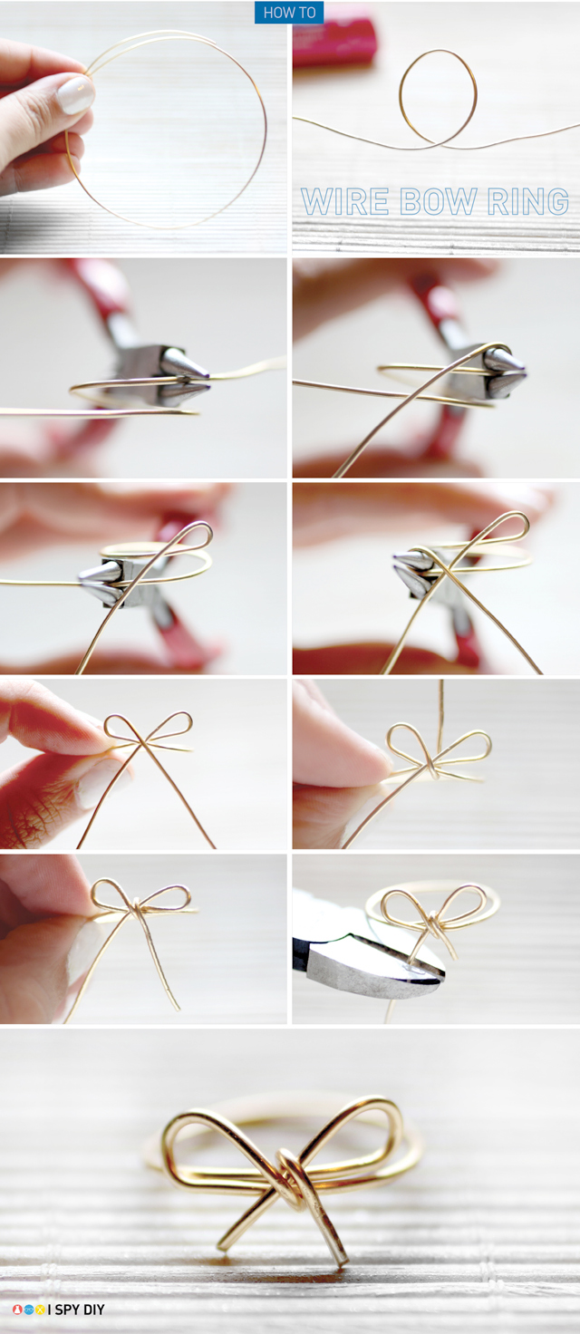 15 diy jewelry craft tutorials homemade jewelry ideas for Diy craft projects easy