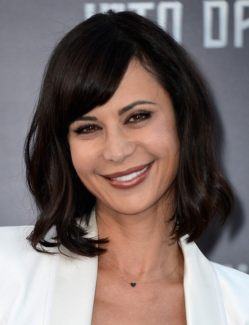 2014 Catherine Bell Medium Hairstyles: Haircut for Women Over 40