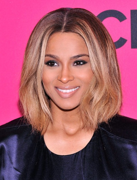 2014 Ciara Medium Haircut