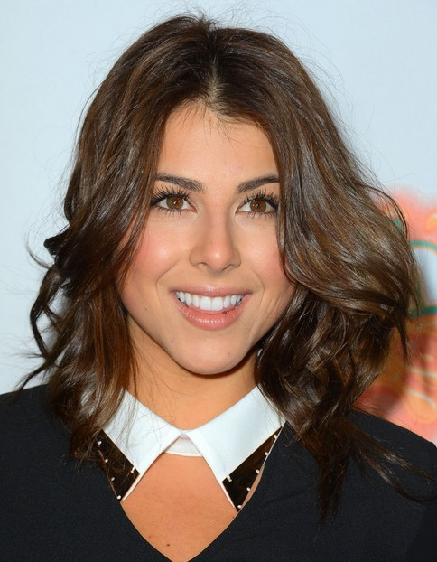 2014 Daniella Monet Medium Hairstyles