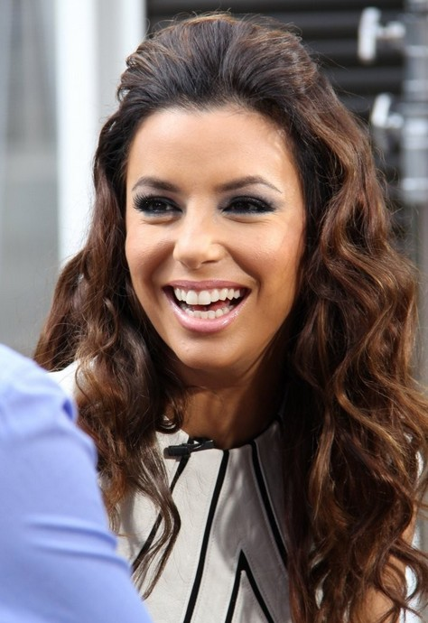 2014 eva longoria hairstyles soft long wavy hair pretty designs 2014 eva longoria hairstyles soft long wavy hair urmus Choice Image