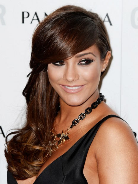 Swell 2014 Frankie Sandford Long Hairstyles Long Hair With Side Bangs Short Hairstyles For Black Women Fulllsitofus